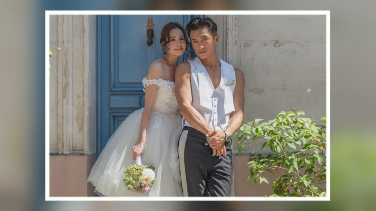 (國語)陳山聰公開法國婚紗照 與未婚妻Apple幸福滿溢