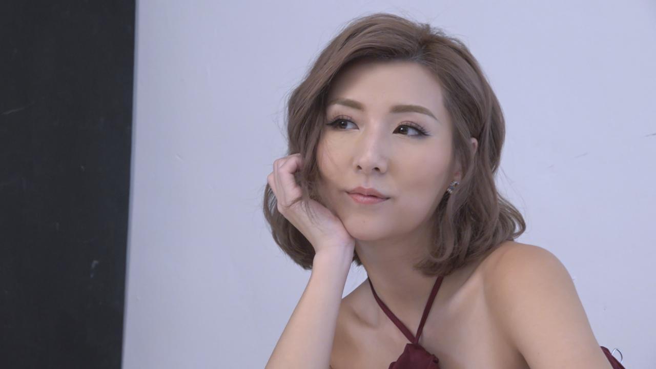 譚嘉儀為新碟拍封面 盼多推出英文歌