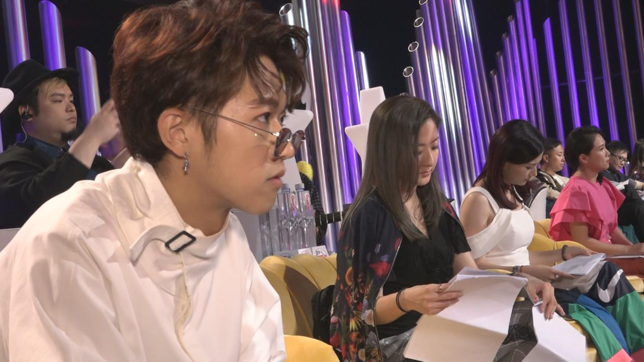 (國語)擔任粵語歌選秀比賽導師 戴夢夢馮博指任重道遠