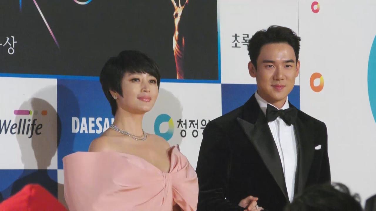(國語)韓國青龍獎隆重舉行 眾星盛裝踏上紅地毯
