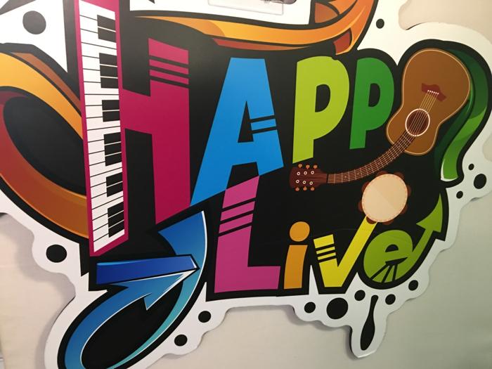 happy live