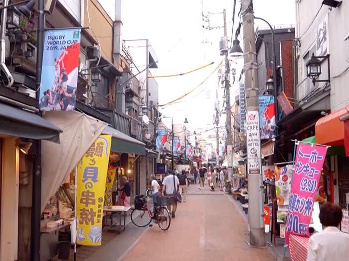 森美旅行團|東京舊區小食之旅