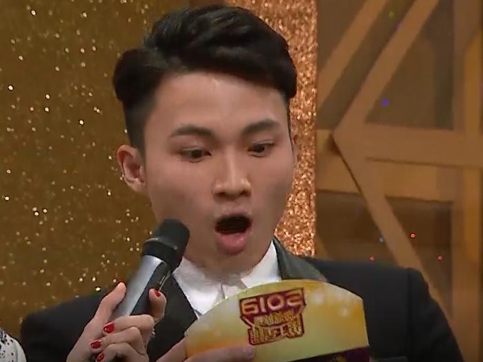周嘉洛憑「廢青安」贏勁敵 感謝《愛‧回家》拍檔支持