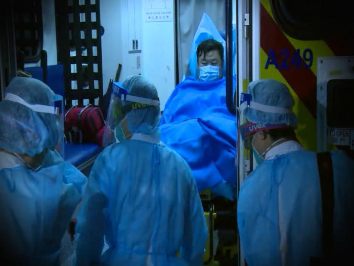 武漢肺炎蔓延全球 武漢封城 香港防疫穿窿