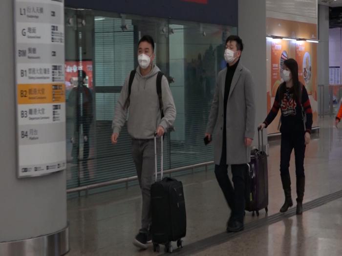 隱瞞虛報假封關 香港難遏肺炎疫情