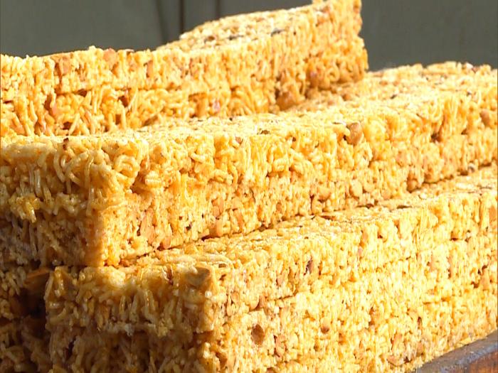 隱世賀年美食「米粉通」製法複雜代代相傳