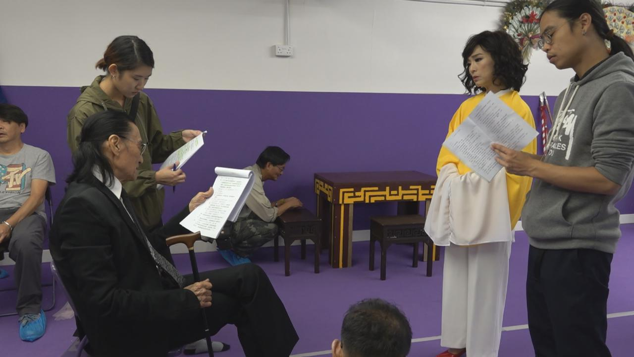 謝賢拍攝法證先鋒IV 拒以責罵方式教導小朋友