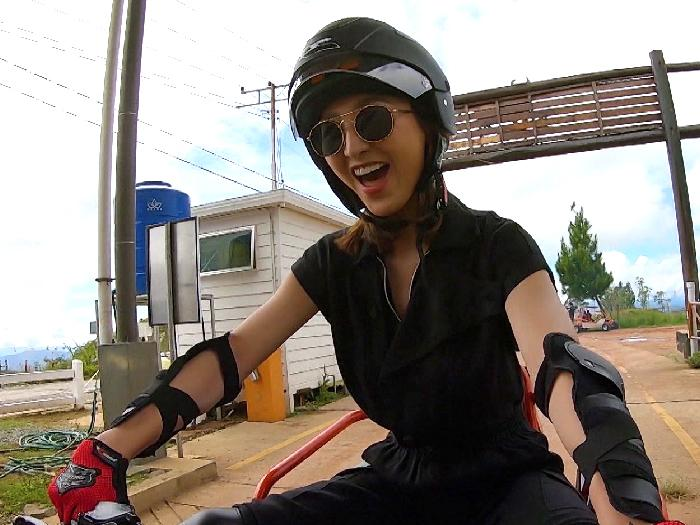 神山越野車大賽