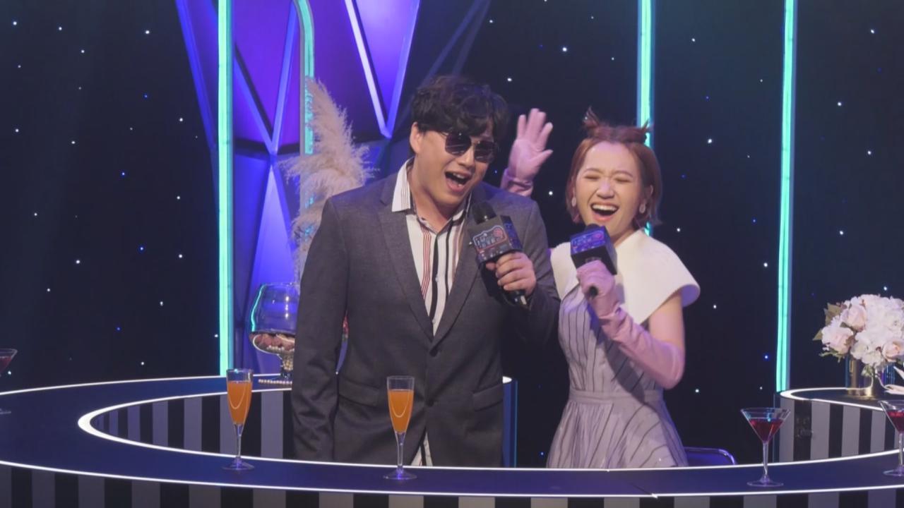 (國語)新節目舉行開播記招 蕭煌奇感謝Lulu照顧