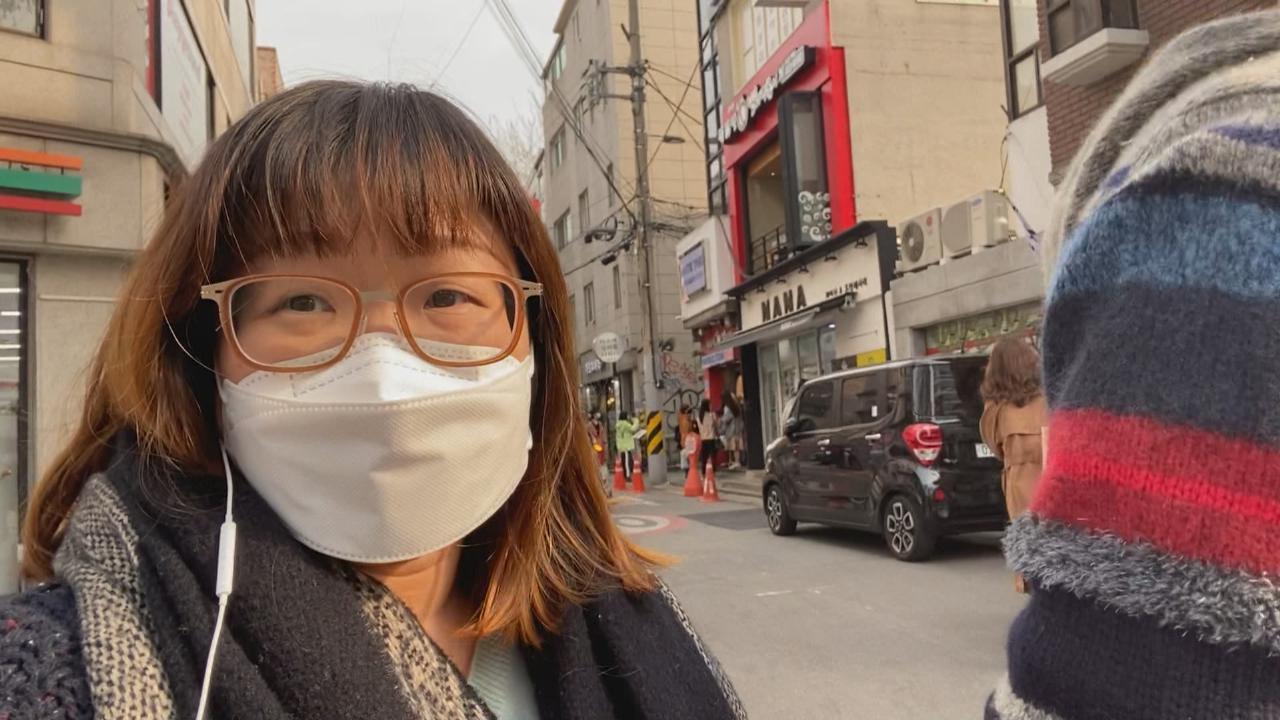 韓國人妻直擊當地疫情現況 弘大遊客數量大幅減少