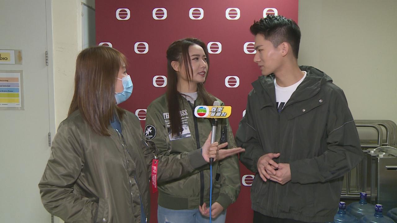 劉子碩大呻被林穎彤埋怨 笑言首次登上雜誌感興奮