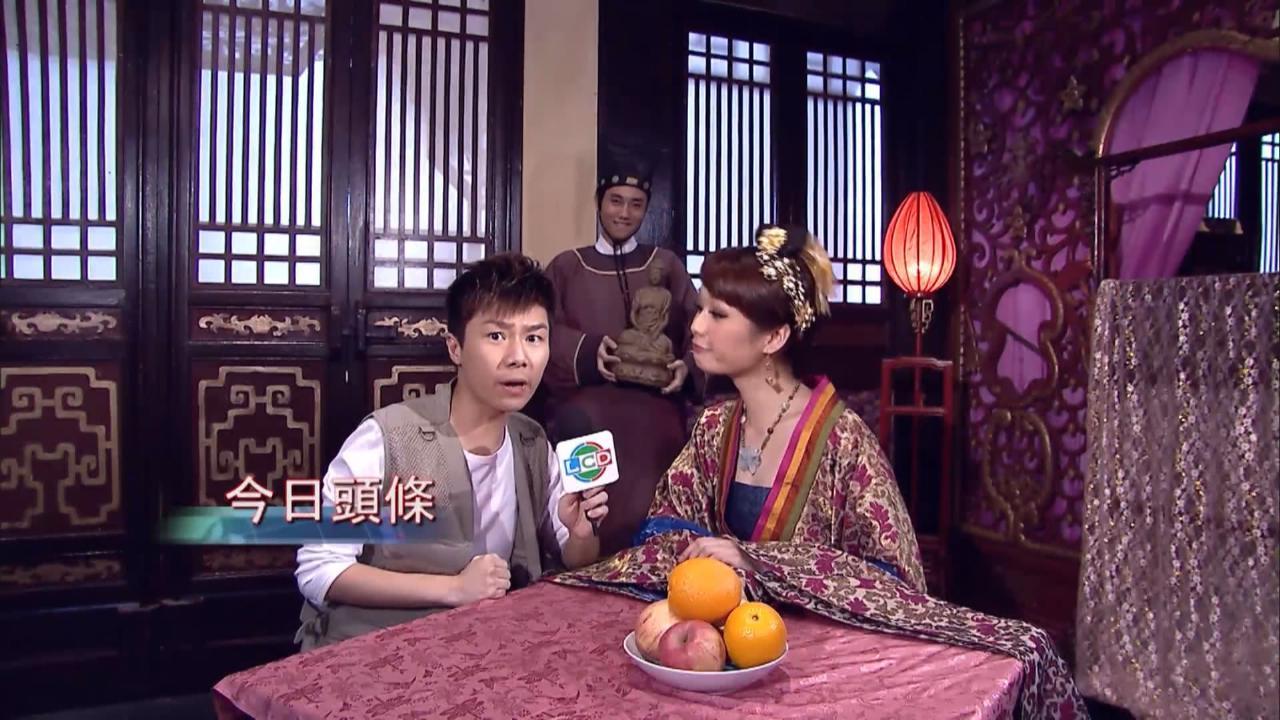 瘋狂歷史補習社_古代新聞報道2