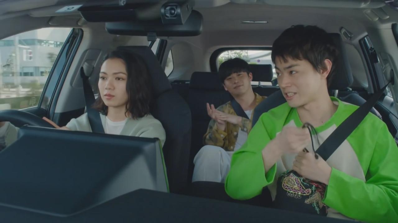 菅田將暉為品牌拍宣傳片 與拍檔分享駕駛樂趣