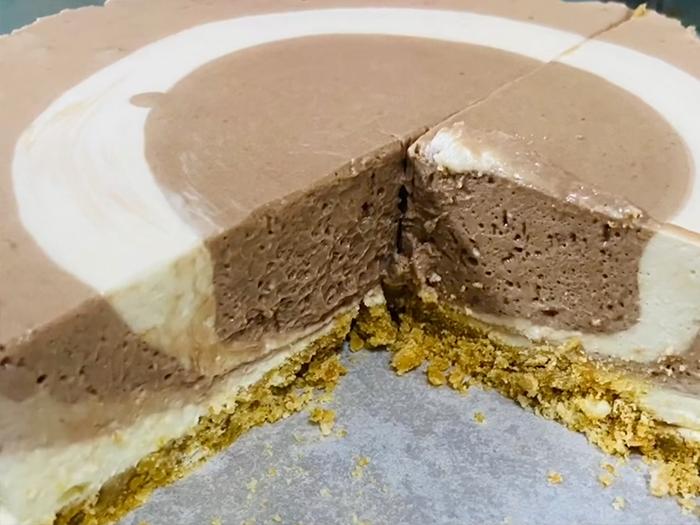 【漸層芝士蛋糕】激發創意 DIY配出屬於你的獨家口味
