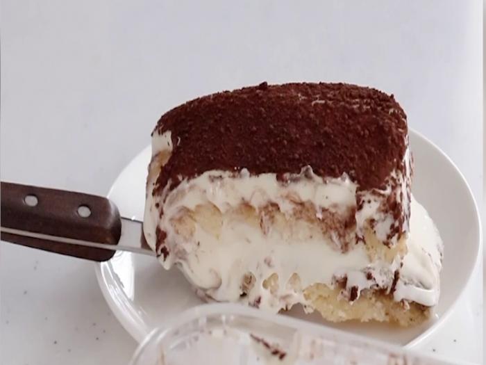 【提拉米蘇】意式經典甜品 意想不到的簡單易學