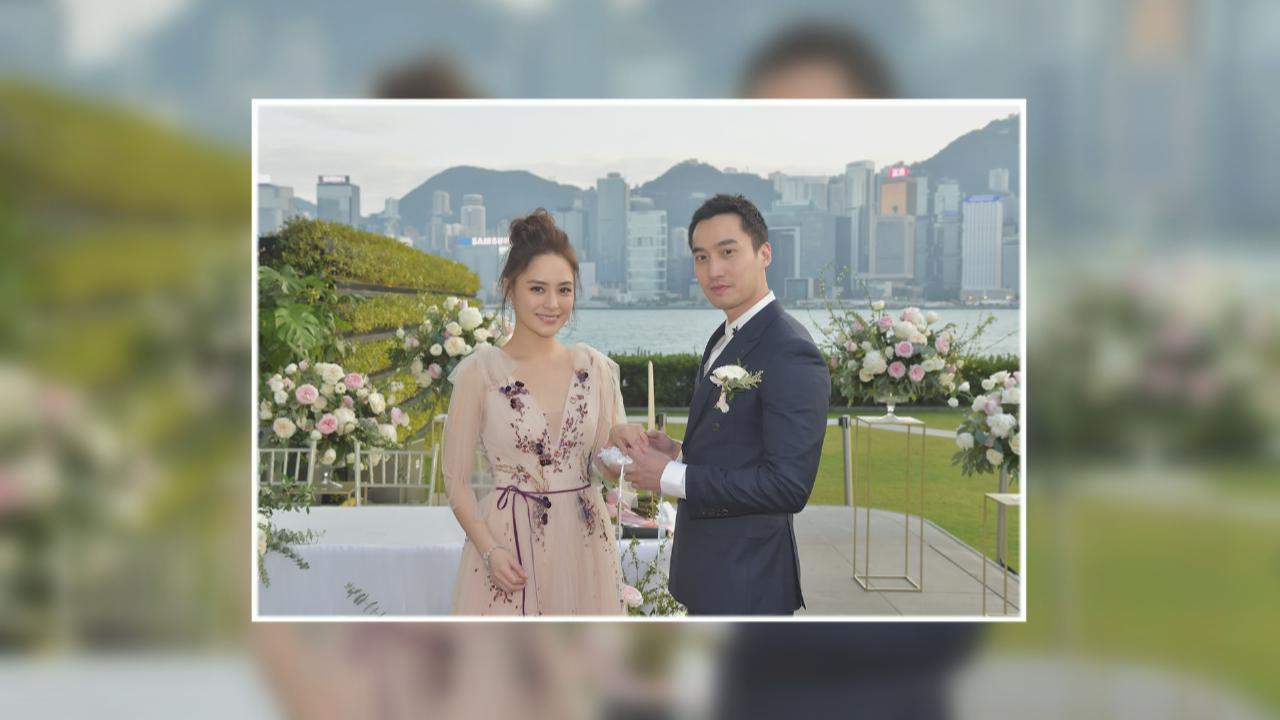 (國語)阿嬌承認與賴弘國已分居 透過公司回應離婚消息