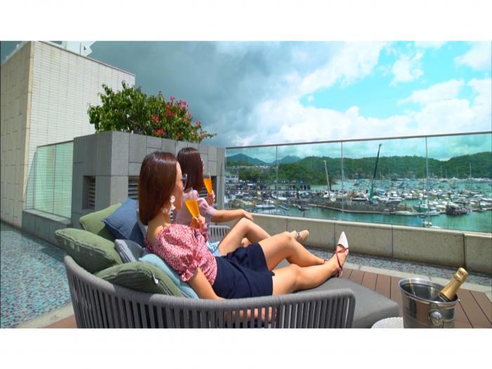 最潮留港環遊世界 香港酒店Staycation大巡禮