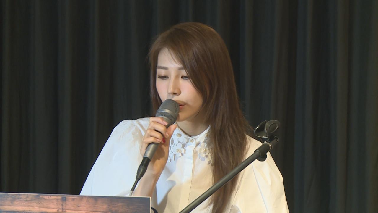 施匡翹為網上音樂會綵排 獲師弟謝高晉送生日驚喜