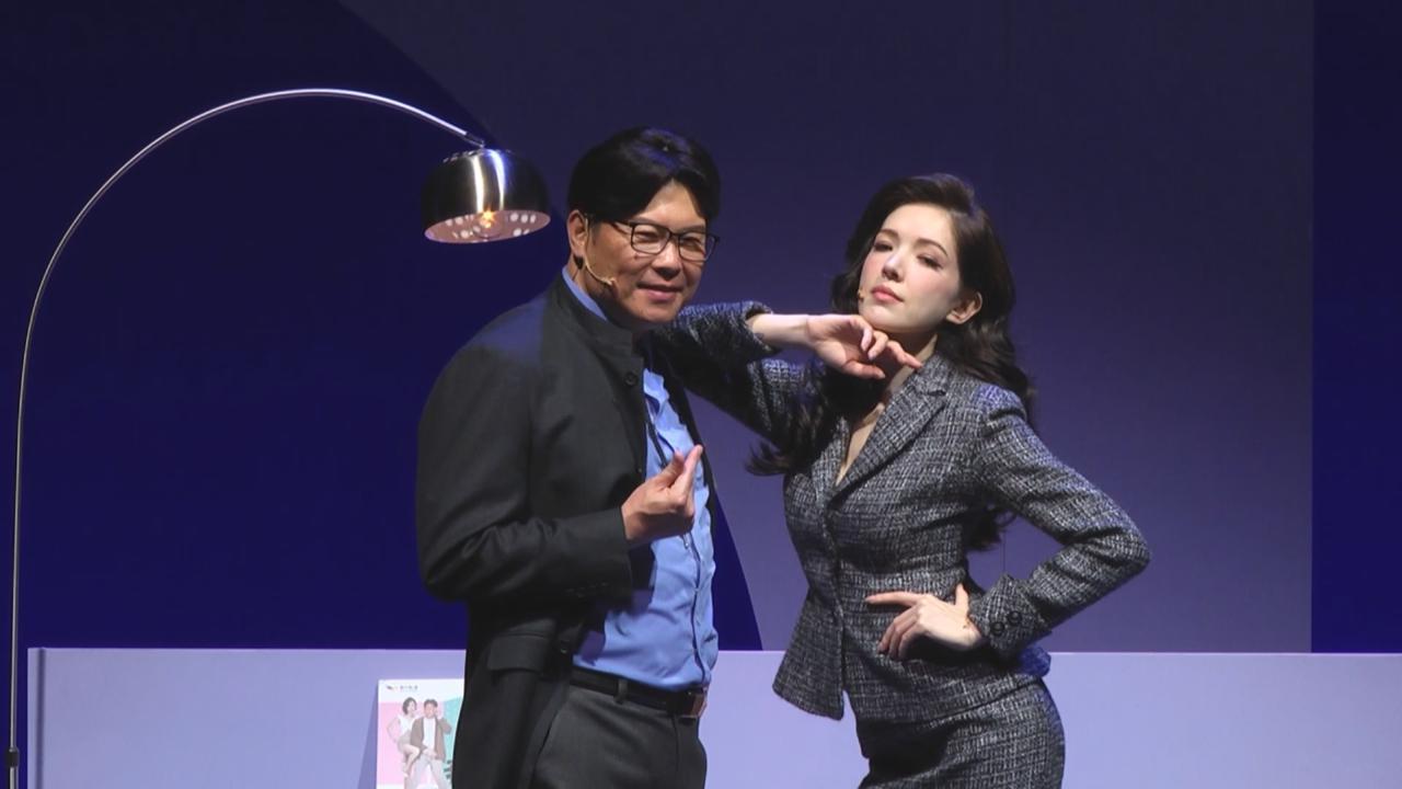 曾國城再演舞台劇分飾三角 周旋老婆與小三之間