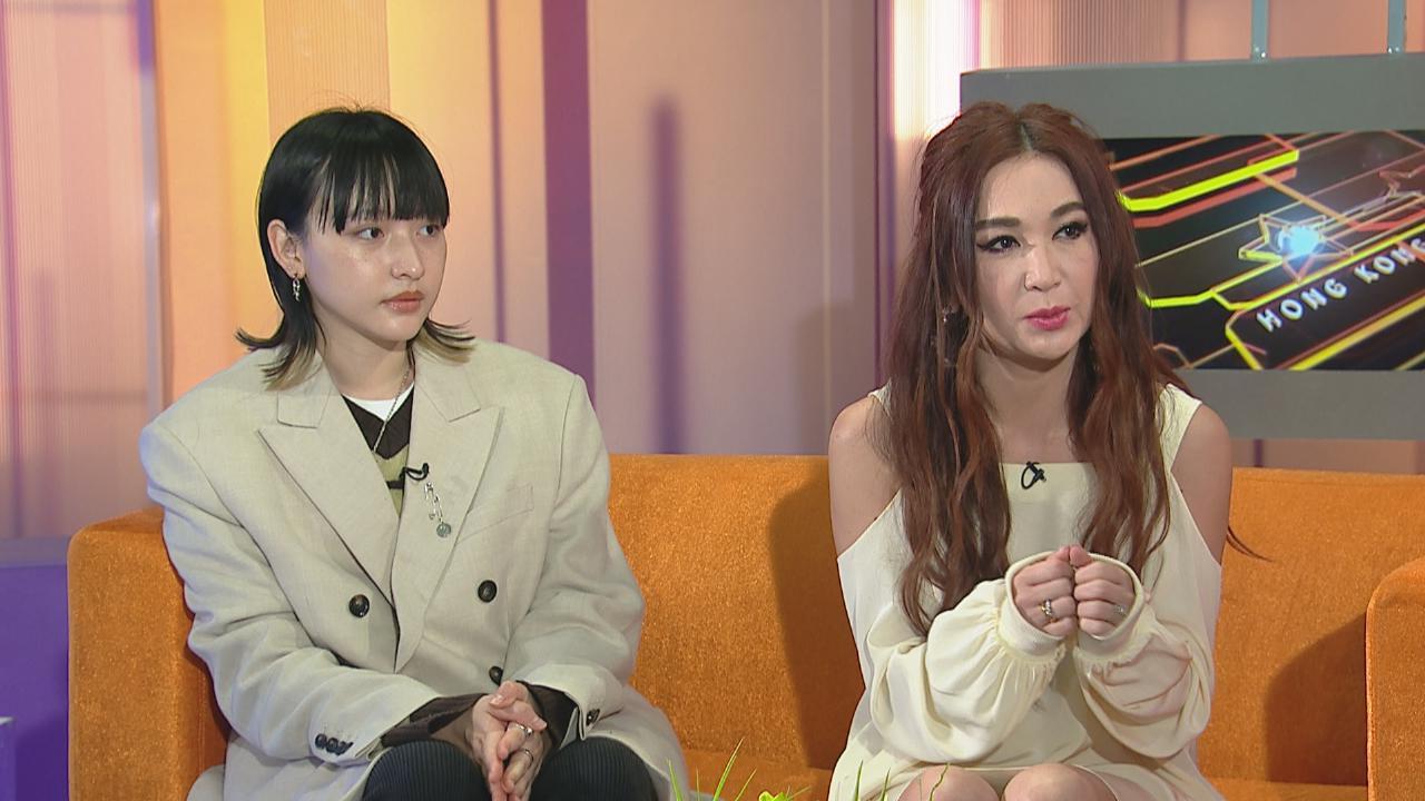 (國語)溫碧霞新戲扮演有毒癮臥底 陳漢娜戲中角色與現實脫軌