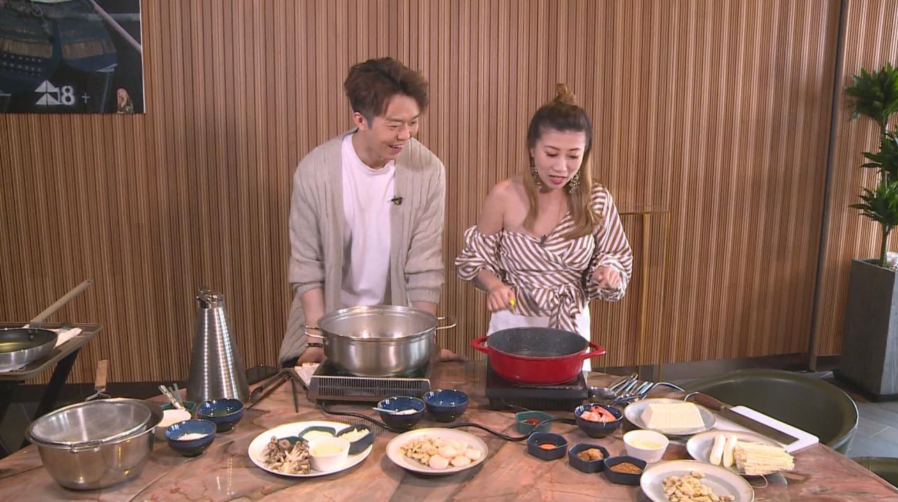 (國語)劉晨芝下廚示範拿手菜 難忘美國隔離期間為父母下廚