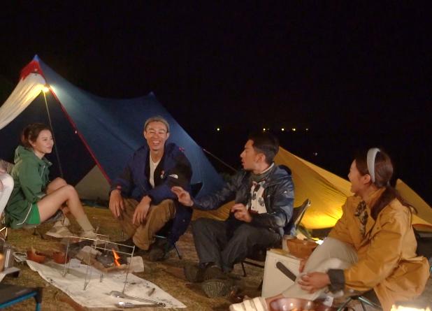 第五集:圍爐取暖 齊齊Camp Fire