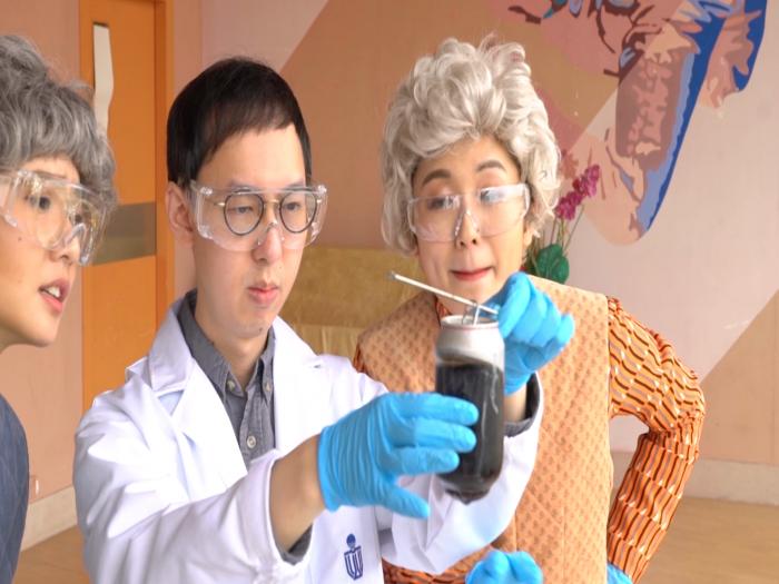 第二十四集: 化學秘技,點樣變腍個汽水樽?