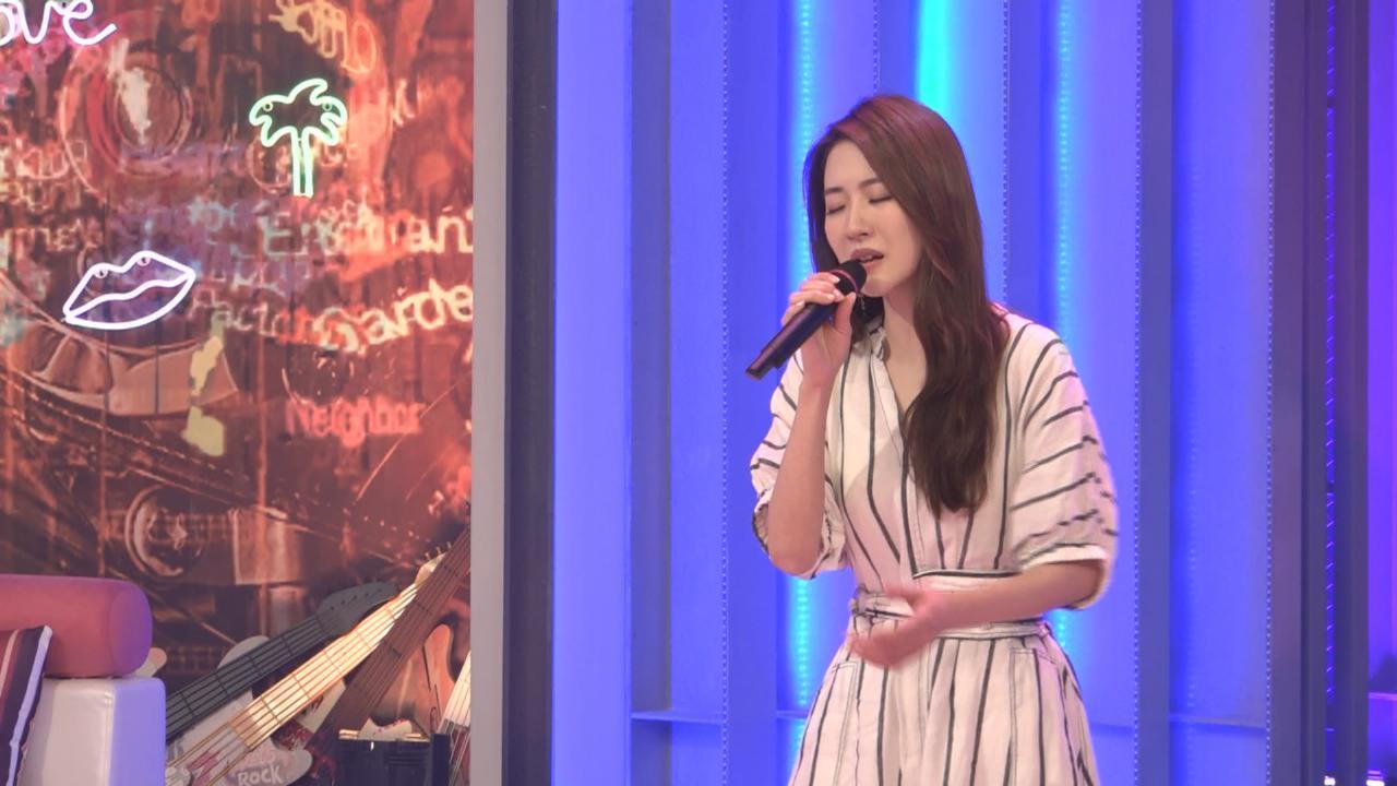 (國語)菊梓喬作客勁歌金曲心情輕鬆 自爆常講錯新歌歌名
