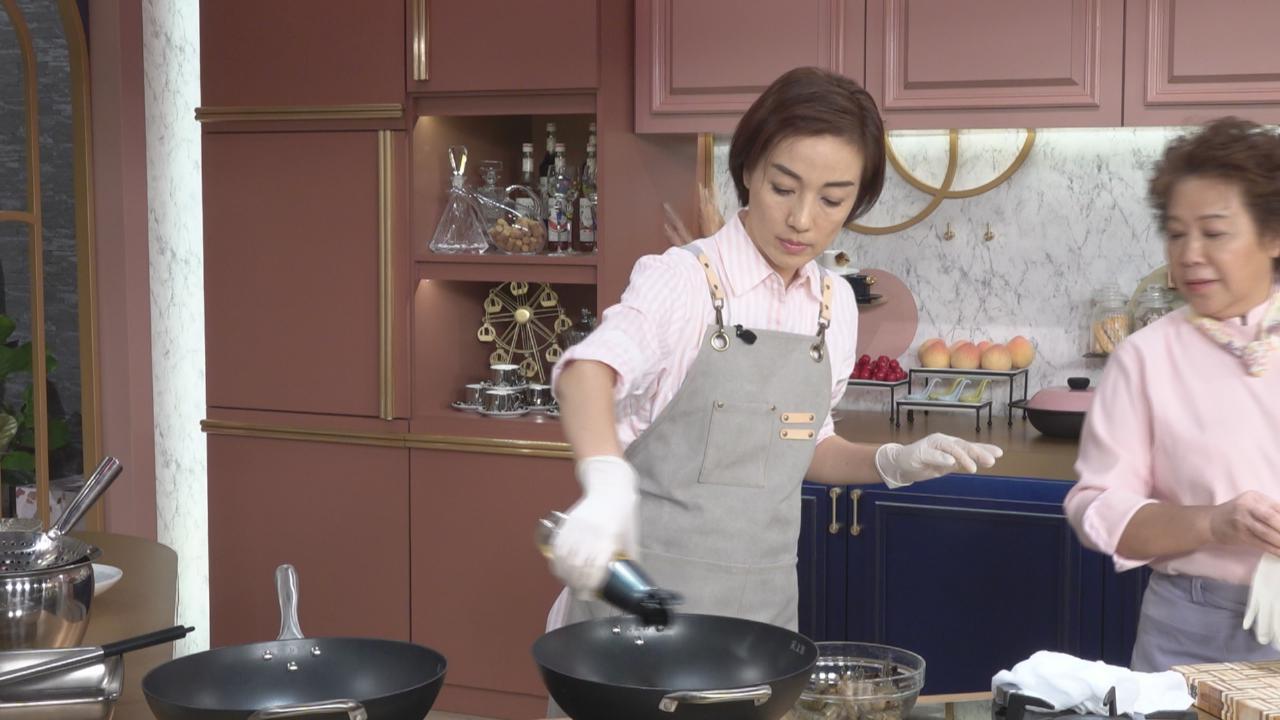 (國語)與黃耀煌對手戲獲網民大讚 江美儀透露推薦對方演出