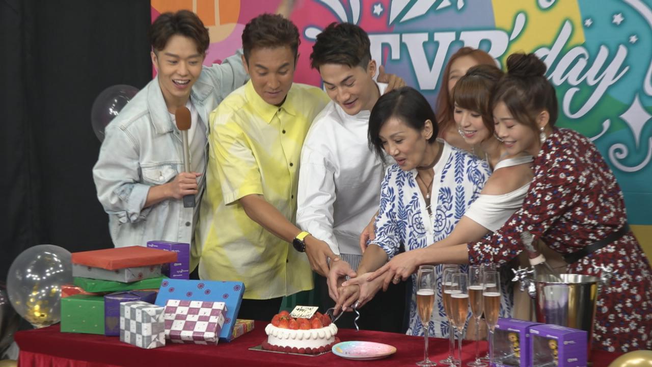 譚俊彥郭子豪同為七月壽星 二人分享生日願望