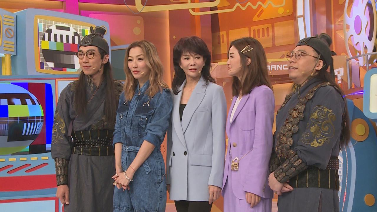 (國語)與蔡卓妍拍攝Do姐有問題 鄭秀文表示二人默契好