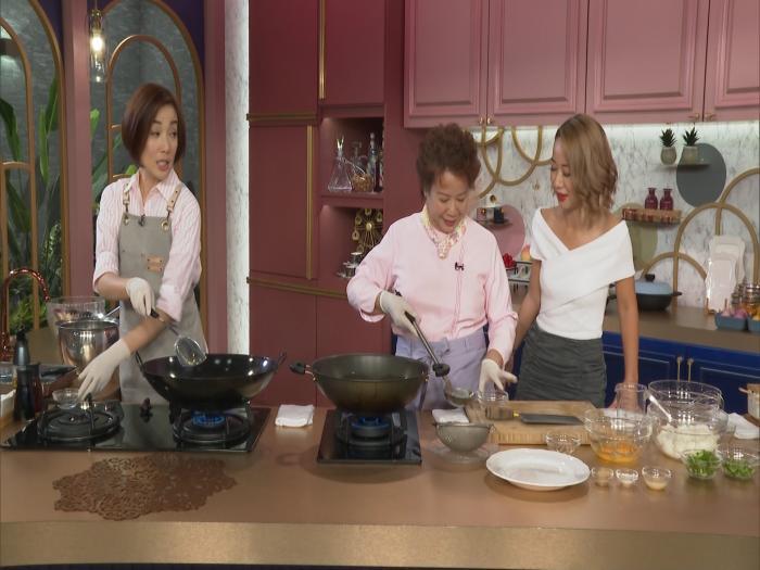 女人必學100道菜 江美儀三姐笑聲中教大家煮好餸