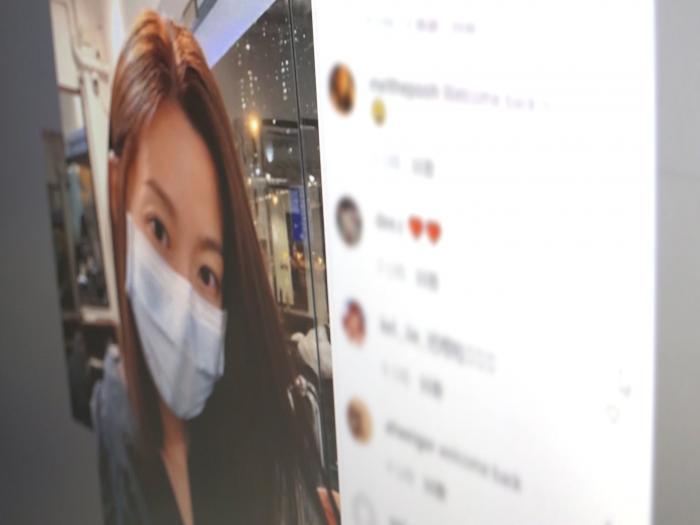 陳自瑤社交平台帳戶被盜更被勒索