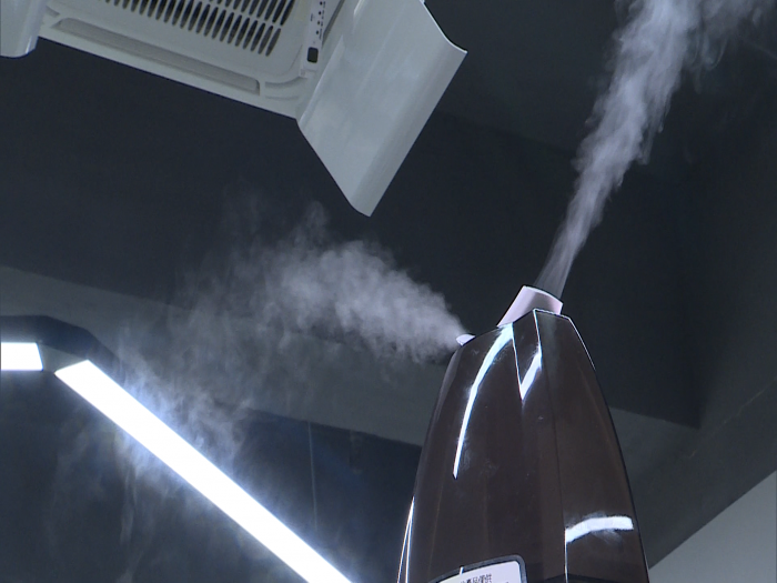日本高科技超音波滅菌殺病毒BIG BIG SHOP幫你打造尊業級無間斷無菌空間