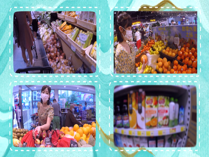 超市購物最強防疫大全_乾貨急凍食品應該點處理