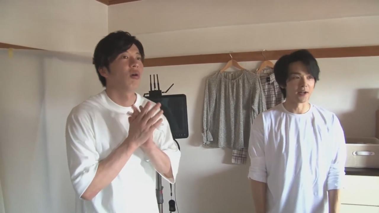 (國語)田中圭與中村倫也演兄弟 自言被微電影劇本感動