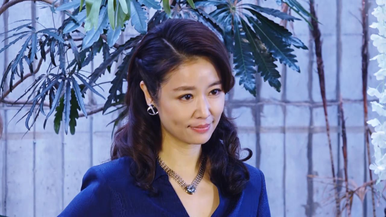 (國語)林心如現身主演劇集宣傳活動 身兼監製親自邀請演出陣容