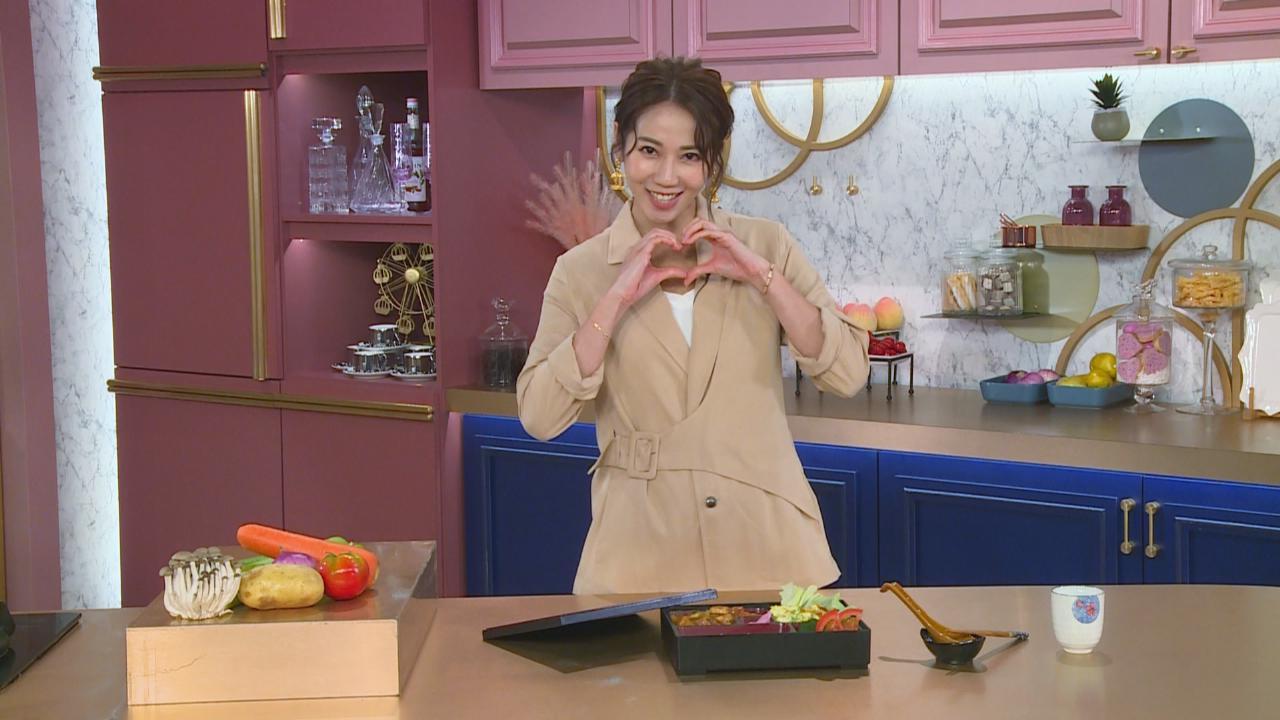 Jessica台灣煮家蔡 咖哩雞飯+蛋卷