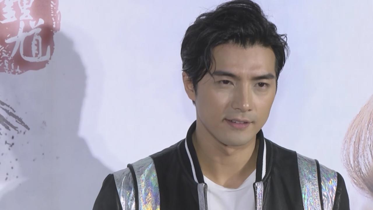 賀軍翔暌違六年再拍台劇 演鍾馗大嘆與女鬼對戲有難度