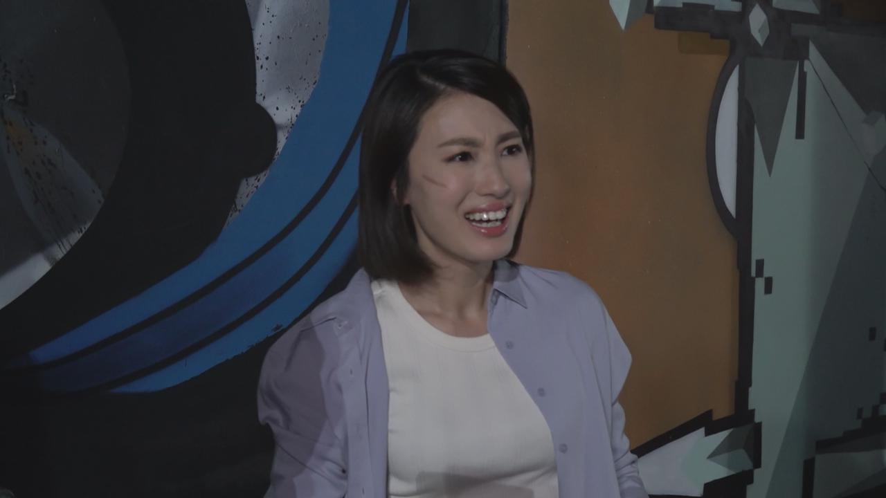 (國語)蔣家旻拍攝吊鋼絲戲份 心跳加速既緊張又興奮