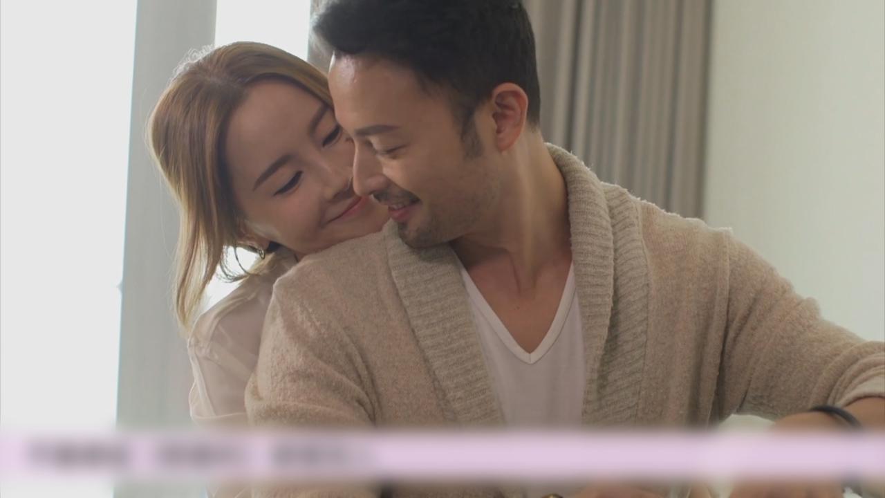 傅穎推出新國語情歌 特意邀請Ronny任MV男主角
