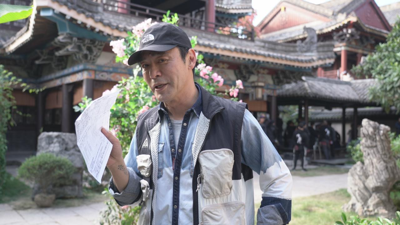 鍾鎮濤為警隊創作宣傳曲 與吹奏樂隊合作感驚喜