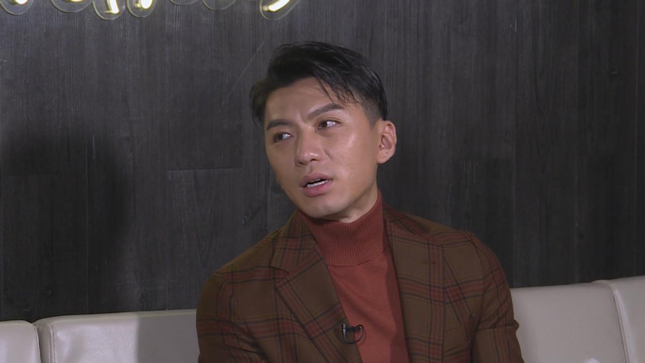 袁偉豪一圓夢想成為歌手 昔日與鍾鎮濤樂隊合作感受深
