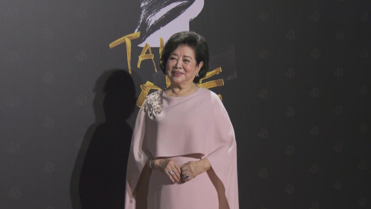 首位同時奪影后及女配角演員 81歲陳淑芳創歷史拒加片酬