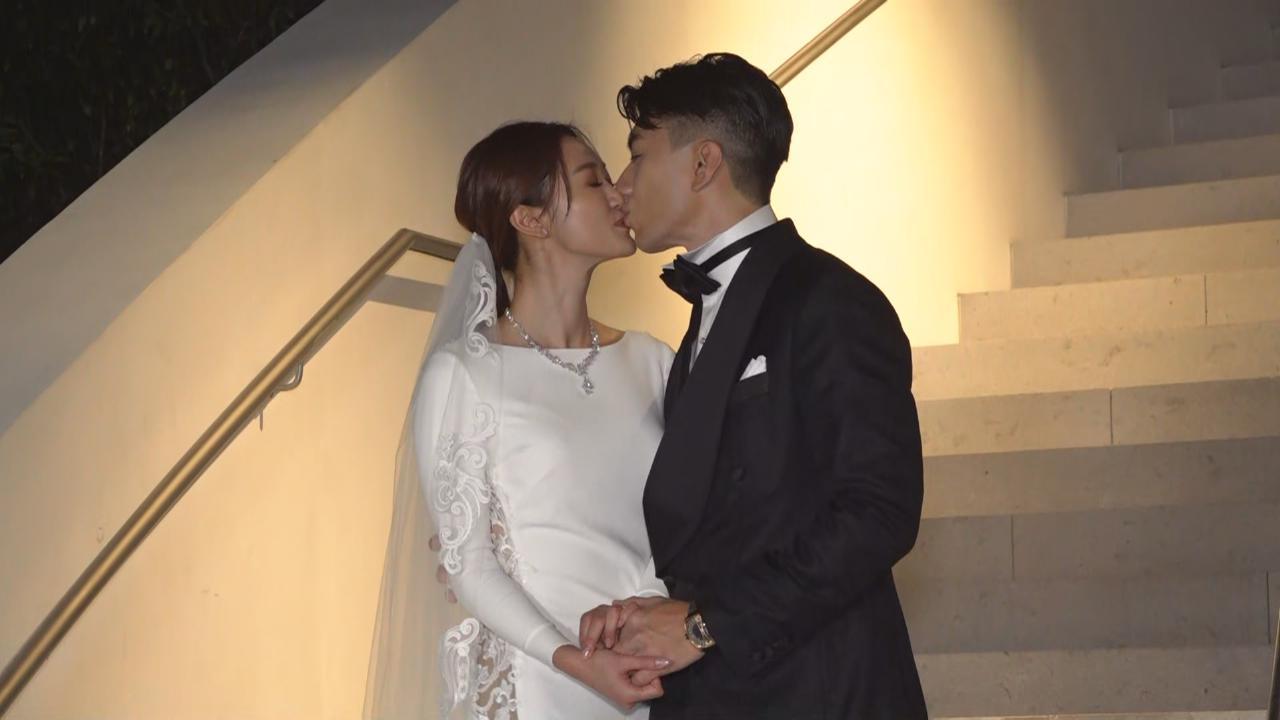 袁偉豪張寶兒正式拉埋天窗 於居住屋苑舉行低調婚禮