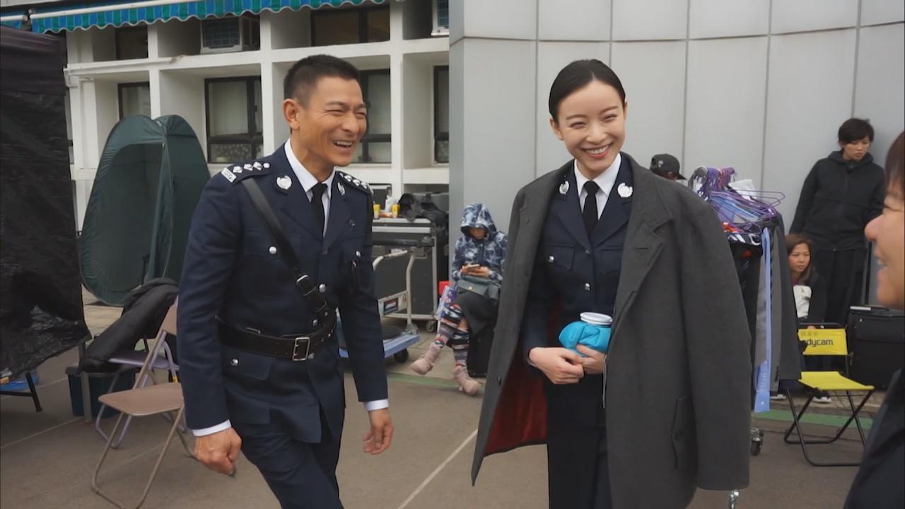 倪妮加盟劉德華新戲續集 二人早已希望合作