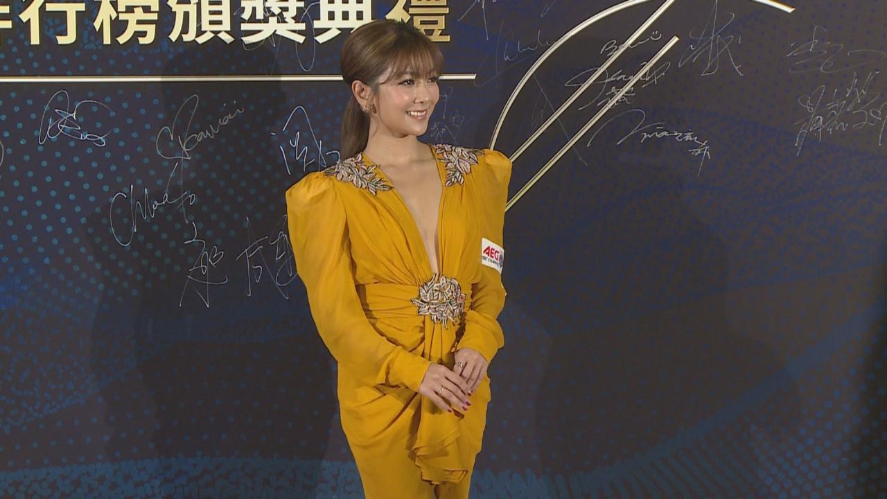 音樂平台舉行頒獎禮 何雁詩獲首個創作歌手獎