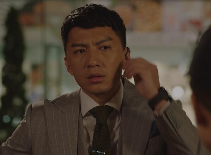 第17集 - 作榮阻撓韋傑出席江湖飯局