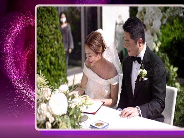 岑杏賢婚後首次甜蜜專訪 花球刻意拋給蔣家旻