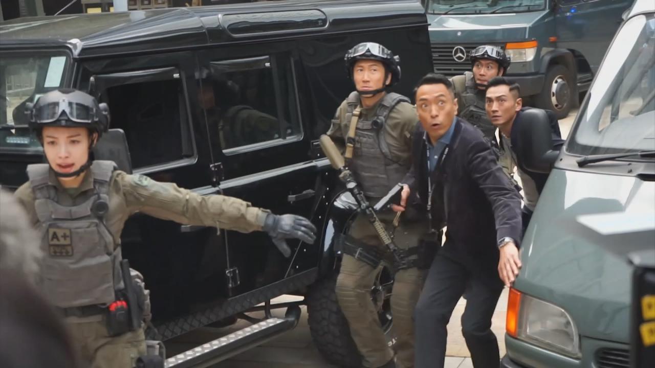 姜皓文再演重案組督察略失望 盼再開續集加入拆彈組